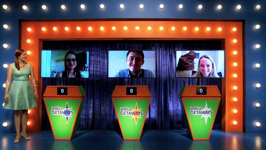 Custom DigiGames Game Show System