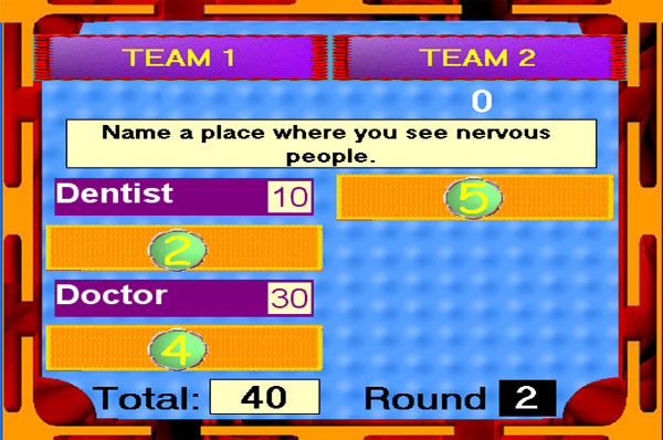 Trivia Feud Family