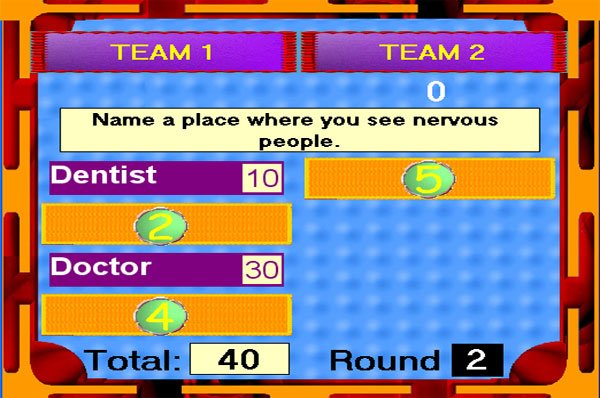 family quiz games