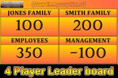 4 player leader board software - Main Thumb