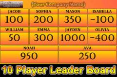 10 player leader board software - Thumb 2