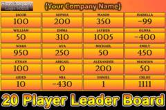 20 player leader board software - Thumb 3