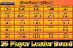 25 player leader board software - Thumb 4