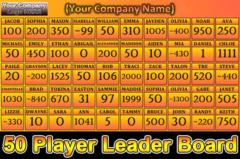 50 player leader board software - Thumb 6
