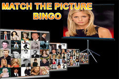 Match The Picture Bingo - Thumb 2