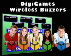 Wireless Trivia Buzzers - Thumb 2